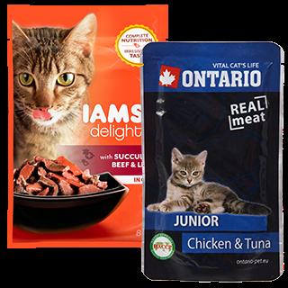 Obrázek pro kategorii kapsičky pro kočky