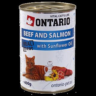 Obrázek pro kategorii Ontario konzervy pro kočky