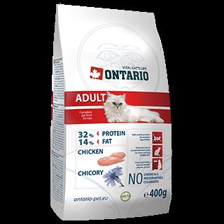 Obrázek pro kategorii Ontario suché krmivo pro kočky