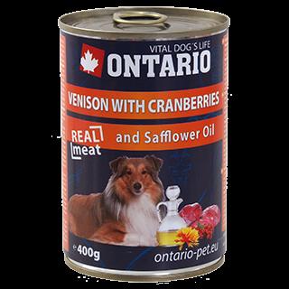 Obrázek pro kategorii Ontario konzervy pro psy