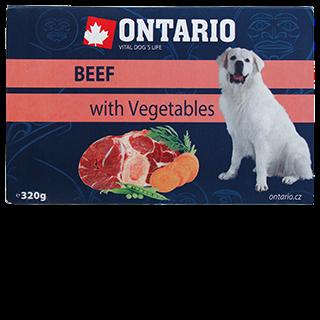 Obrázek pro kategorii Ontario paštiky pro psy