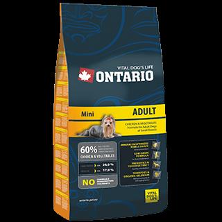 Obrázek pro kategorii Ontario suché krmivo pro psy