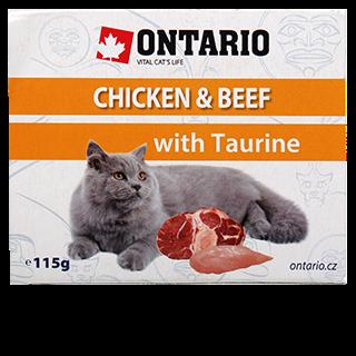 Obrázek pro kategorii Ontario misky s masem