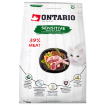 ONTARIO Cat Sensitive / Derma 2kg