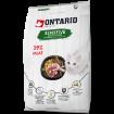 ONTARIO Cat Sensitive / Derma 6,5kg