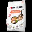 ONTARIO Cat Sterilised Salmon 0,4kg