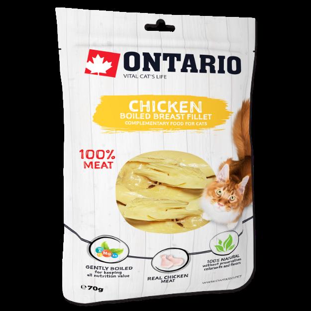 ONTARIO Boiled Chicken Breast Fillet 70g