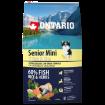 ONTARIO Senior Mini Fish & Rice 6,5kg