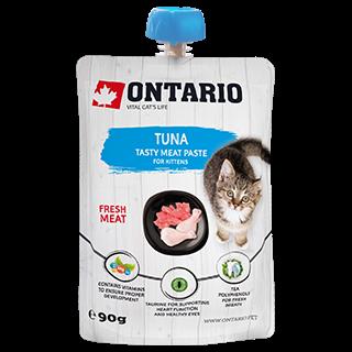 Obrázek pro kategorii Ontario doplňkové krmivo pro kočky